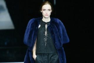 Giorgio Armani dice stop alle pellicce e abbraccia una politica fur free