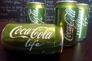 Coca Cola Life: la bevanda verde e con meno calorie incuriosisce l'Italia