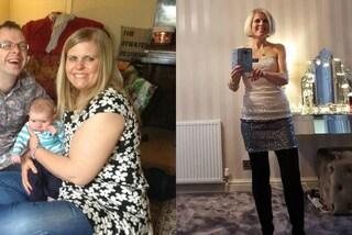 La dipendenza dai panini l'aveva fatta diventare obesa: perde 60 chili e torna in salute
