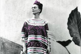 Frida Kahlo in sei ritratti