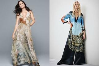 Stampe come dipinti e tessuti eco: la collezione per la primavera H&M Conscious