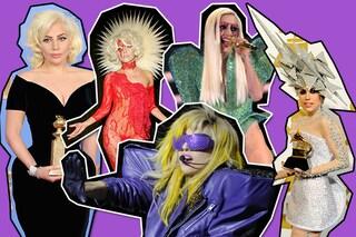 I 30 anni di Lady Gaga in 30 look iconici che hanno creato il mito
