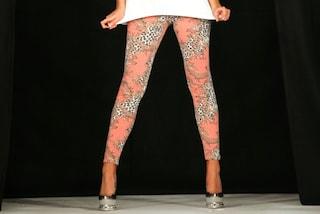 Attenzione ai leggings: potrebbero causare infezioni ed irritazioni cutanee