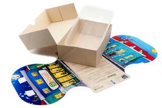 Re Box, il contenitore anti-spreco per portare a casa gli avanzi dal ristorante