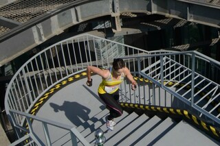 Fare le scale a piedi: l'allenamento perfetto per dimagrire e tenersi in salute