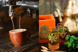 Tè contro caffè: qual è la scelta più sana?