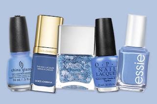 Vesti le tue unghie con il colore dell'anno: 10 smalti azzurro serenity  (FOTO)