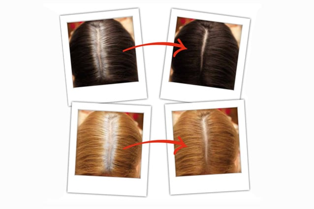 Come coprire la ricrescita in 5 minuti con gli spray per capelli (FOTO) 44caf0996bcd