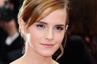 Emma Watson testimonial di una crema sbiancante, è polemica sul web