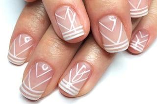 Le unghie della settimana: liner manicure (FOTO)