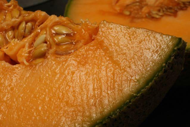 frullato di melone e kiwi per dimagrire