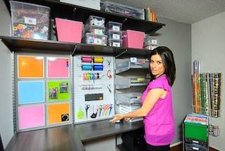 """Alejandra, la donna più ordinata al mondo mostra la sua casa """"immacolata"""""""