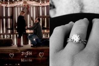 L'anello di fidanzamento deve essere riparato: la gioielleria lo smarrisce