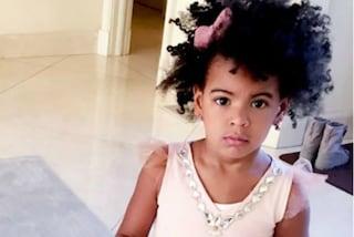 Blue Ivy compie 4 anni, Beyoncé le organizza un party da sogno