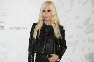 """""""Non ho mai approvato la campagna 'L'Aids è di moda' """": la reazione di Donatella Versace"""
