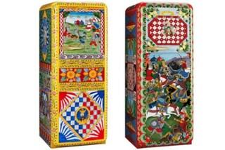 Un frigorifero firmato Dolce&Gabbana: anche la cucina diventa glamour