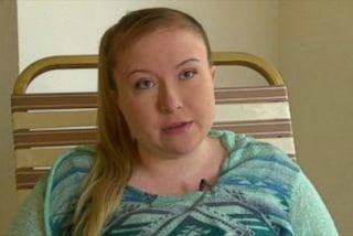 E' allergica al suo sudore: oggi l'ex insegnante di danza è ingrassata 46 chili