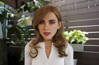 Mark 1, la donna robot che somiglia a Scarlett Johansson