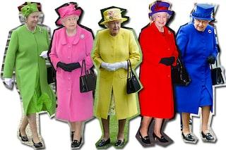 """I 90 anni di Elisabetta II: buon compleanno alla """"regina a colori"""""""