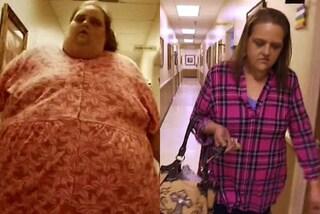 """""""Ora posso indossare i jeans"""": perde 113 chili e si sente di nuovo libera"""