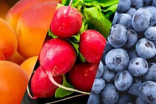 Frutta e verdura di stagione: la spesa di giugno