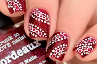 Le unghie della settimana: dotticure, la manicure a puntini (FOTO)