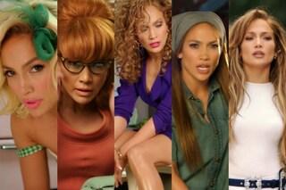 """Tutti i capelli di Jennifer Lopez in """"Ain't your mama"""" (FOTO)"""