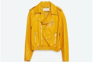 Chiodo giallo di Zara: perché il giubbino di Selvaggia Lucarelli è un must?