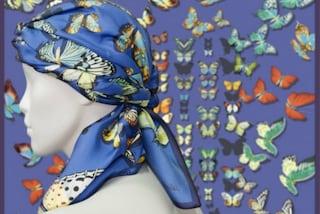 Vita, i foulard per dare forza alle donne malate di cancro