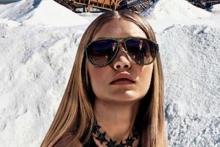 """""""Greca star"""", come avere gli occhiali da sole di Gigi Hadid"""