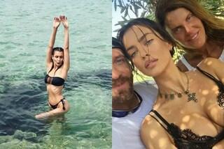 Irina Shayk e Bella Hadid più sexy che mai: sfoggiano bikini hot sulle spiagge pugliesi
