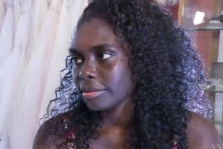 Magnolia, la prima modella aborigena che partecipa a Miss mondo