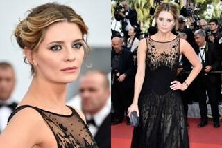 Mischa Barton torna in forma ma non concede neppure un sorriso sul red carpet di Cannes