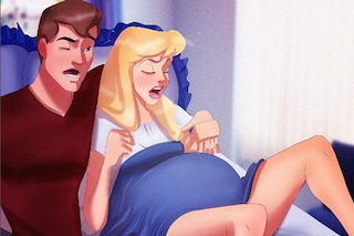 Mamme da favola: anche le principesse Disney hanno il pancione
