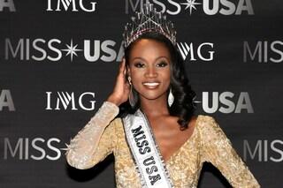 Deshauna Barber, soldatessa e laureata,  è la nuova Miss Usa che abbatte gli stereotipi