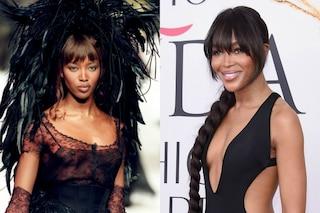 Le supermodelle 20 anni dopo: Naomi Campbell