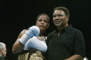 Laila, figlia ed erede di Muhammad Ali: la forza del padre e una bellezza da sogno