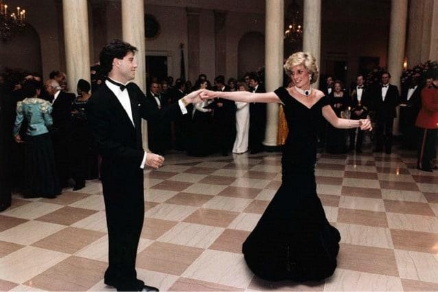 Lady Diana balla con John Travolta (@pixabay)