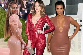 Intimo modellante: ecco come le star sembrano più magre sul red carpet