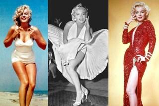Marilyn Monroe, i look più belli di un mito senza tempo
