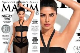 Errori con Photoshop: la modella in copertina ha l'ascella troppo liscia