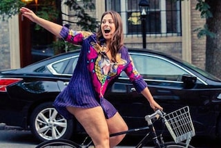 """Un po' di cellulite non fa male a nessuno"": il messaggio positivo di Ashley Graham"