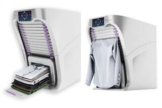 FoldiMate, l'elettrodomestico che stira e piega le camicie al posto tuo
