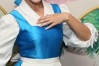Richard grazie al trucco diventa una principessa Disney: impiega 2 ore per trasformarsi