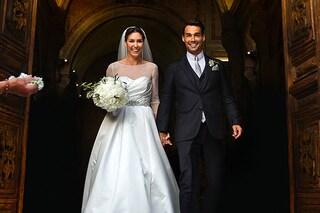 Il matrimonio di Flavia Pennetta: tutti i dettagli del look da sposa della tennista