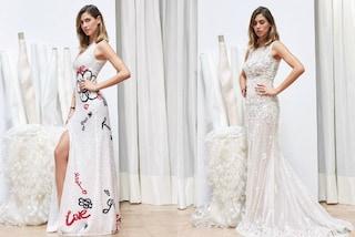 Melissa Satta si sposa: quale abito sceglierà per il matrimonio con Boateng?