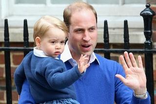 """""""Sono un papà giovane"""": il principe William rivela come si prende cura della sua famiglia"""
