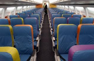 Sporco in viaggio: le 9 cose da non toccare in aereo