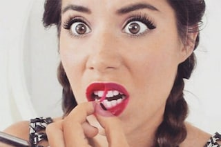 Rossetto peel off, il trucco labbra che si stacca come uno sticker