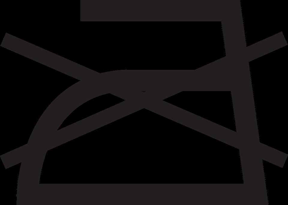 Significato Dei Simboli Di Lavaggio Posti Sulle Etichette Dei Vestiti